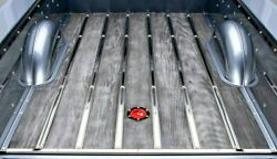 Bed Strips Ford 1976 - 1979 Polished Stainless Steel Short Step Flareside Truck