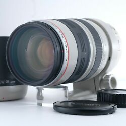 Top Mint Canon Ef 35-350mm F/3.5-5.6 L Usm Zoom Lens Shipping From Japan 33617