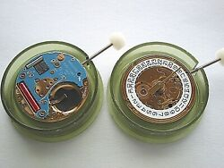 Eta 256.111, 1426, 1427, L.152.2, New Watch Movement With Date And 2nd Hand.