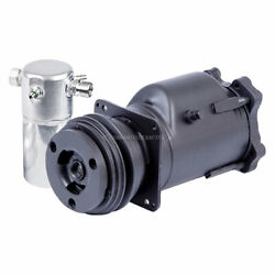 For Chevy G20 G30 And Gmc G2500 G3500 1993 Oem Ac Compressor W/ A/c Drier
