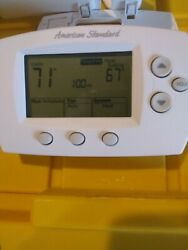 American Standard Programmable Thermostat, Acont600af22ma Energy Star