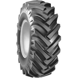 4 Tires Bkt Implement-as504 7-12 Load 6 Ply Tt Tractor