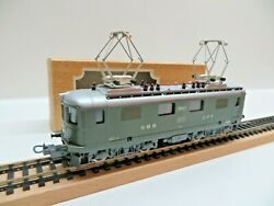 Lima 8067 H0 E-lok 10047 Re 4/4 Ii The Sbb With Changing Light Tested In Evp