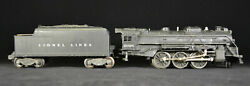 Lionel 2026 Locomotive And 6466wx Tender As Is