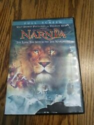 The Chronicles Of Narnia - The Lion The Witch And The Wardrobe Dvd Full Screen