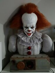 Elite Creature Collectibles Ecc Pennywise 11 Bust Statue