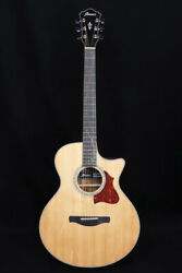 Ibanez Acoustic-electric Guitar Ae255bt Ship From Japan 0609