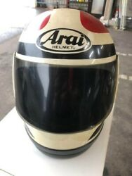 Arai Full Face Spencer Replica Limited Color Size L Used From Japan