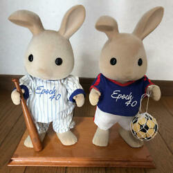 Epoch's 40th Anniversary Exclusive Sylvanian Families Japan