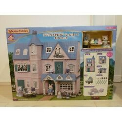 Sylvanian Families Deluxe Celebration Home Gift Set 35th Anniversary Japan