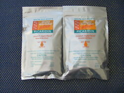 Lot Of 2 New Avon Sss Bug Guard Picaridin Towelettes- Sealed - Insect Repellent