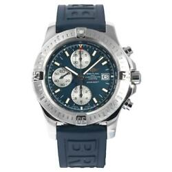 Pre-owned Breitling Colt Chronograph Automatic Stainless Steel 44mm A1338811