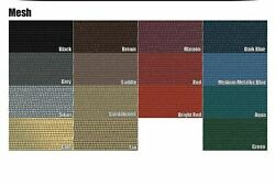 1975 Cadillac Coupe Deville Mesh Package Tray With Defrostvents, 15 Gm Colors