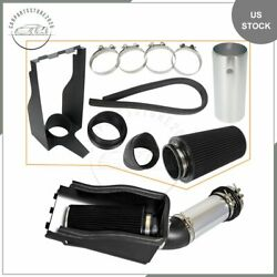 4 Fits 99-03 Ford F250 F350 Excursuion 7.3l V8 Cold Air Intake Kit Andfilter