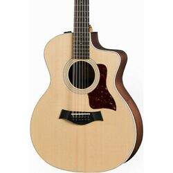 Taylor 254ce Grand Auditorium 12-string Acoustic-electric Guitar Natural