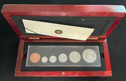2011 Canadian 100th Anniversary Of Canadaand039s 1911 Silver Dollar Set