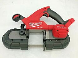 Milwaukee 2829-20 M18 Fuel Compact Band Saw Tool Only Gr