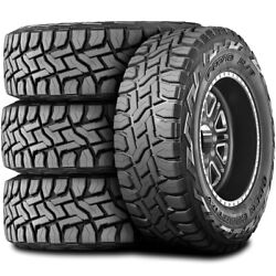4 New Toyo Open Country R/t Lt 315/70r17 Load C 6 Ply Rt Rugged Terrain Tires