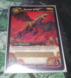 Mottled Drake Loot Card Wow World Of Warcraft