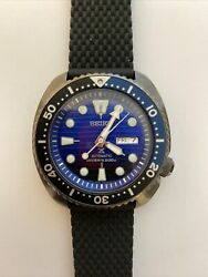 Seiko Prospex Srpd11k1 Save The Ocean Series Menand039s Automatic Diver Watch