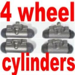 4 Wheel Cylinders Ford Truck F100 1948 To 1954 - Value And Low ..