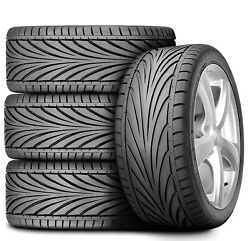 4 New Toyo Proxes T1r 295/25r21 Zr 94y Xl High Performance Tires