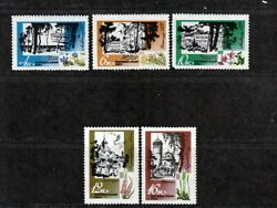 Russia 1967 Baltic Resorts Tourism Complete Series Mnh