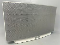 Sonos Play5 White Gen 1 - Works - Sounds Perfect - Will Not Trueplay - Oem Cord