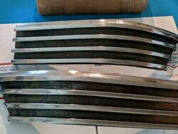 1946 1947 1948 46 47 48 Nash Front End Trim Left And Right Piece