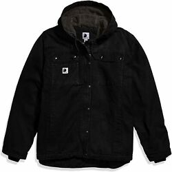 Mens Bartlett Jacket Regular And Big And Tall Black Size X-large Swfb