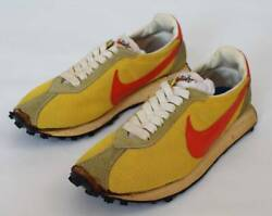 Men 8.0us Nike Early Antiques 1970s Original Vintage Made In Japan Ld1000 Size