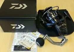 Daiwa Reel Fishing Catalina 6500h Completed Items With Box New From Japan