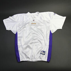 Minnesota Vikings Reebok Practice Jersey - Football Menand039s New Without Tags
