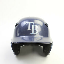 Tampa Bay Rays Rawlings Helmet - Other Men's Navy Used