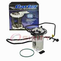 Carter Fuel Pump Module Assembly For 2006-2009 Saab 9-3 2.8l V6 Air Delivery Xq