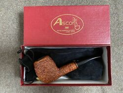 Ascorti Pipes. Business. Possibly From 2002. Used