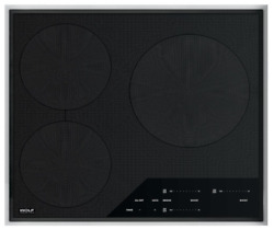 Wolf Ci243tf/s 24 In. Transitional Framed Induction Black Ceramic Glass Cooktop