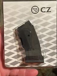 10 Round Poly Magazine For Cz 452/453/455/457/512 22lr Brand New Never Opened.