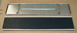 1928 1929 Model A Ford Car Running Boards Rubber And Stainless Trim Coupe Sedan