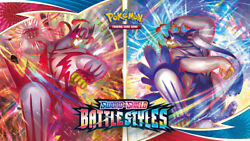 POKEMON Cards BATTLE STYLES Complete your set PICK YOUR CARD $28.00