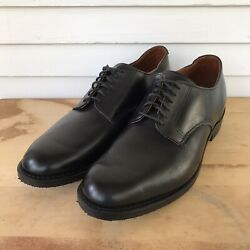 Red Wing Shoes Williston Oxford 9431 Mens 13.0d Black Featherstone Leather 2nds