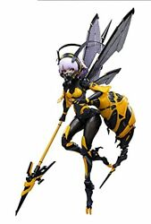 Pre Order Snail Shell Bee-03w Wasp Girl 1/12 Scale Action Figure