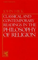 Classical And Contemporary Readings In Philosophy O... By Hick, John H. Hardback