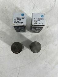 Lot Of 2 Genuine Oem 5232450 Had Valve Lifter Hl-54 New Old Stock