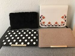 Kate Spade Make It Mine Leather Convertible Bag Purse Flaps Lot of 4 $188.00