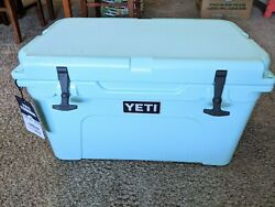 New With Tags Yeti Tundra 45 Seafoam Cooler - Rare Limited Edition Color