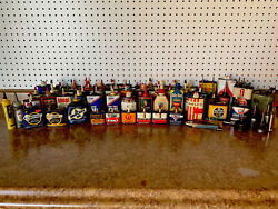 Vintage Oiler Can Collection