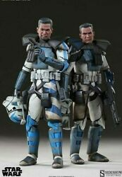 Sideshow Arc Clone Troopers Echo And Fives Star Wars The Clone Wars