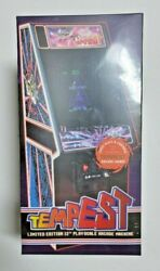 """Tempest Replicade By New Wave Toys 1/6 Scale Cabinet 12"""" Arcade Machine"""