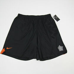 Oklahoma State Cowboys Nike Dri-fit Athletic Shorts Menand039s Black New With Tags